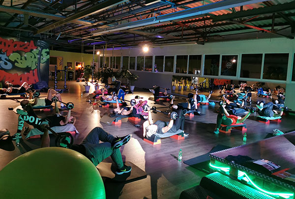 Langhantel Training Fitnessstudio Lüdenscheid